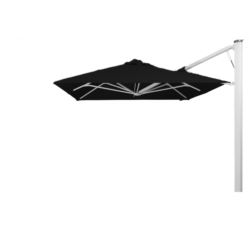 Prostor P7 muurparasol 250*250cm black widow