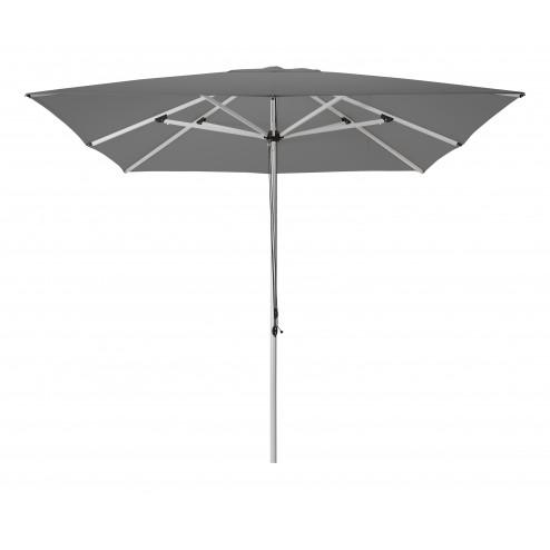 Patio parasol antraciet 300*300cm.