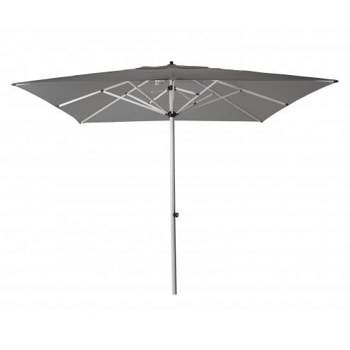 Presto parasol 330*330cm. naturel