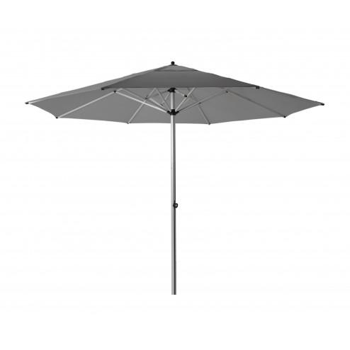 Presto parasol 400cm. zwart