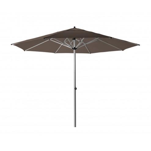 Presto parasol 400cm. taupe