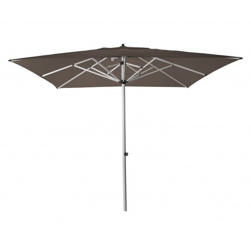 Presto parasol 330*330cm. taupe