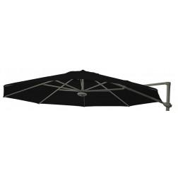 Parasoldoek Laterna Zwart (350cm rond)