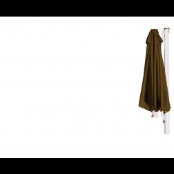 P7 Muurparasol Taupe  (ø350cm)