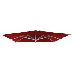 Parasoldoek Patio Rood (300*300cm)