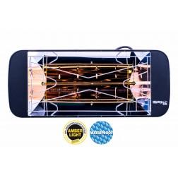 Heliosa 66 infrarood heater 2000W - Amberlight - IPX5 Waterproof