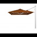 Prostor P7 muurparasol 300*300cm terra cotta